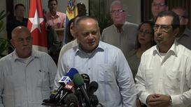 Cuba: Venezuelan ANC head Cabello says Lima Group 'won't do anything to help' solve crisis