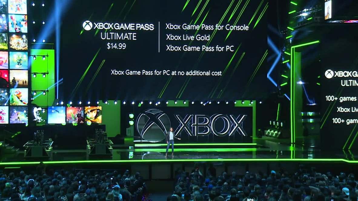 USA: Xbox unveils Project Scarlett console at E3