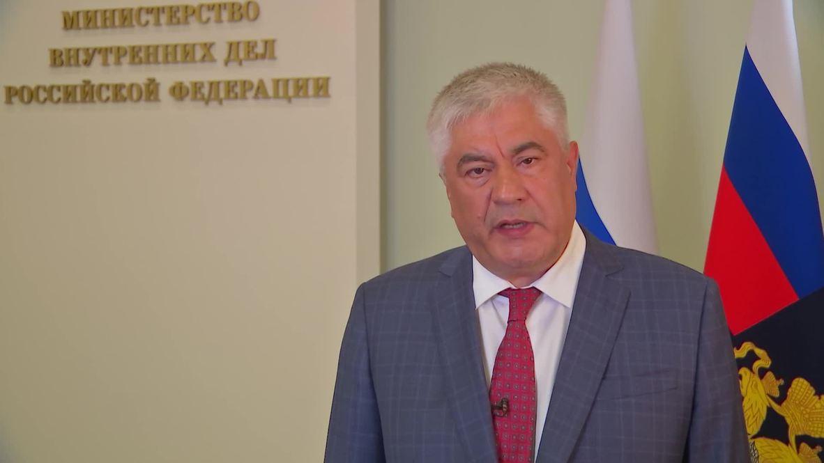 Россия: Принято решение о прекращении уголовного преследования Голунова - Колокольцев