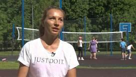 Россия: Беги, Лена, беги! Несмотря на слепоту спортсменка Елена Федосеева двигается вперед