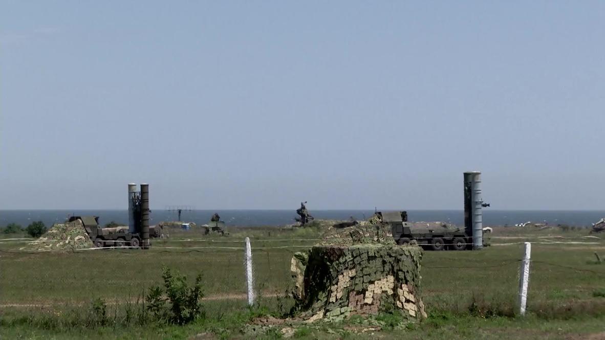 Bulgaria: Bulgarian, Serbian, US troops hold joint drills on Black Sea coastline