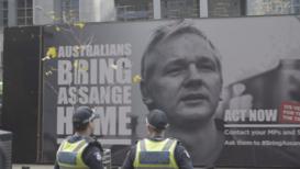 Australia: Manifestantes se reúnen en Melbourne para apoyar a Assange