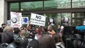 UK: Assange to face full US extradition hearing next February