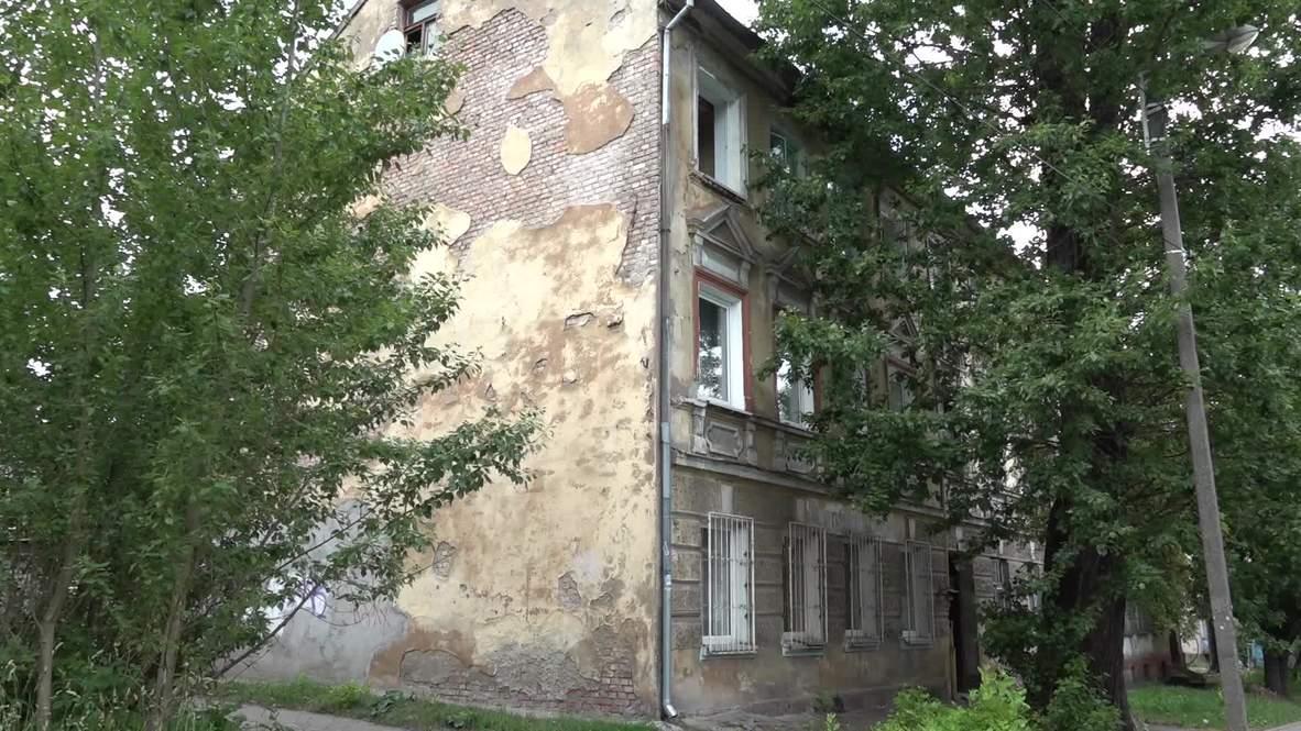 Россия: Без газа, воды и тепла еще 5 лет. Калининградцы с 2014 бьются за выезд из аварийного дома