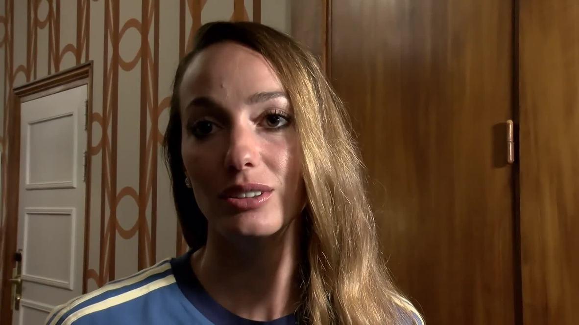 France: There 'will always' be people against women footballers - Swedish striker on vandalised statue
