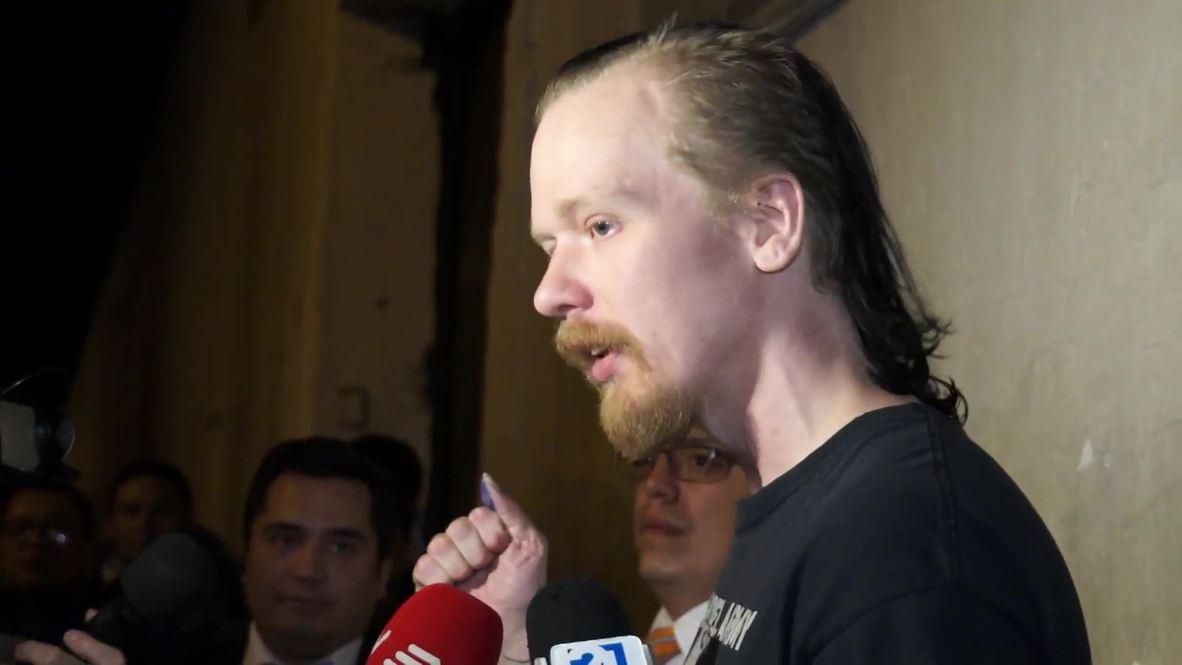 Ecuador: Court releases Swedish programmer close to Assange, Ola Bini