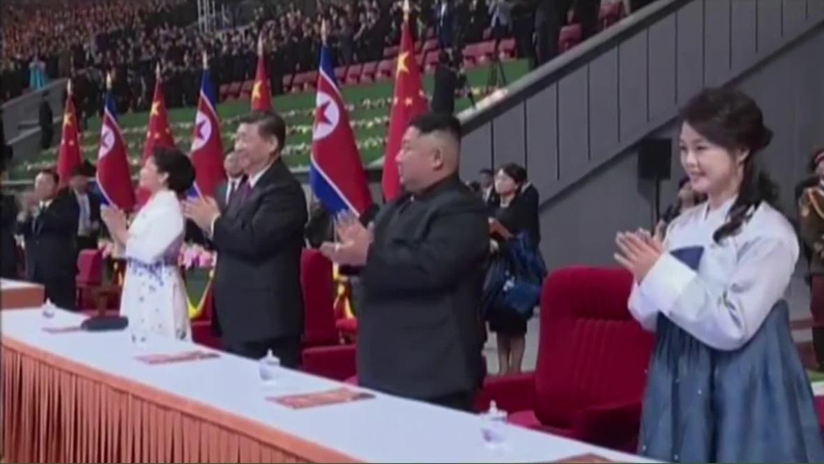 Corea del Norte: Xi Jinping realiza la primera visita de Estado china a Corea del Norte en 14 años