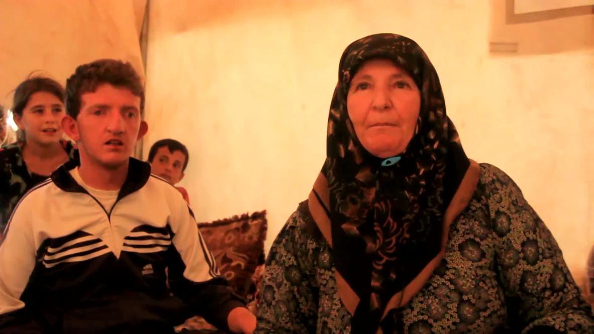 Siria: Desplazados internos enfrentan duras condiciones y altos precios de renta en campamento de Atmeh
