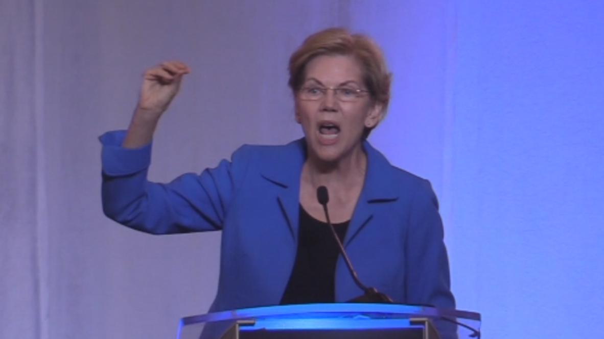 USA: Warren, Buttigieg, Harris make pitches to Dems in race to topple Trump