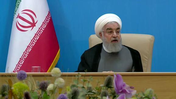 Iran: White House suffers from 'mental retardation' - Rouhani mocks