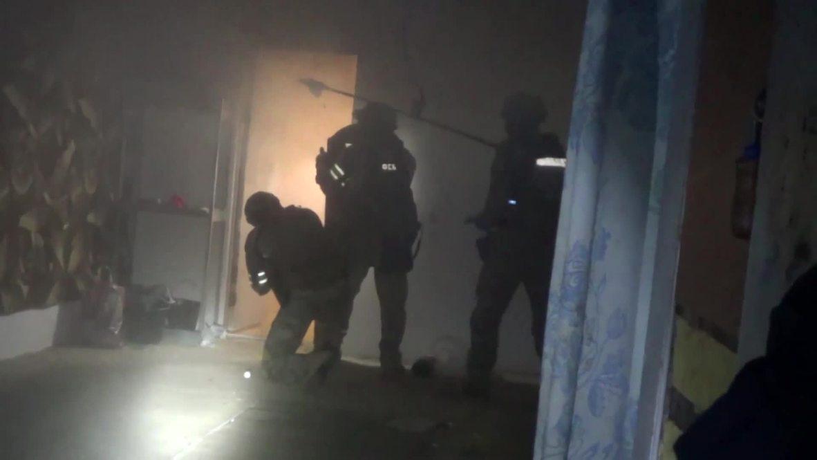 Россия: Предполагаемый боевик ИГ* убит во время контртеррористической операции в Саратове