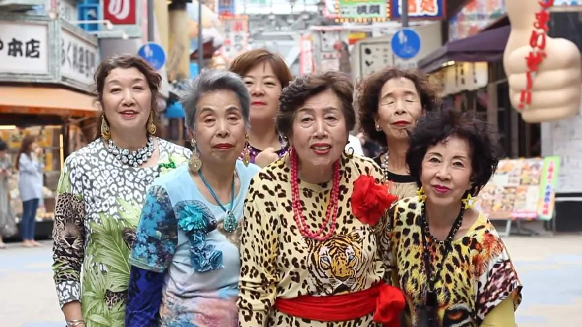 Grupo de abuelas raperas lanza un video para dar la bienvenida al G20 en Osaka