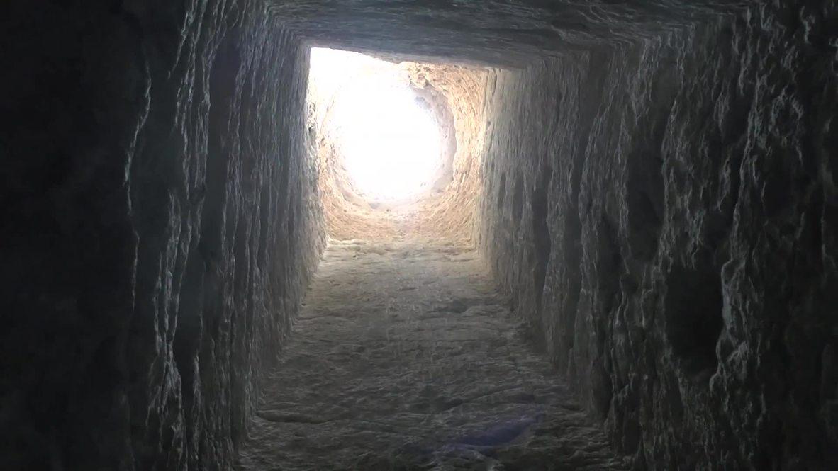 للمرة الأولى .. افتتاح هرم الفرعون سنوسرت الثاني في مصر