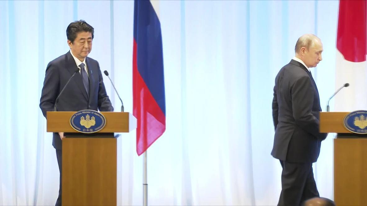 Japan: Abe announces easier visa regime for Russian entrepreneurs