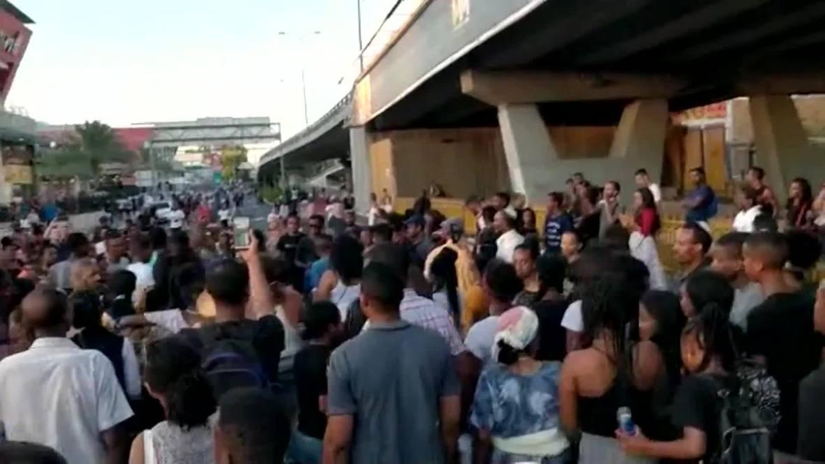 Israel: Protesters hit Kiryat Motzkin streets over killing of Ethiopian-Israeli man