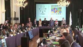 Италия: FISU приняла решение о проведении Универсиады-2023 в Екатеринбурге