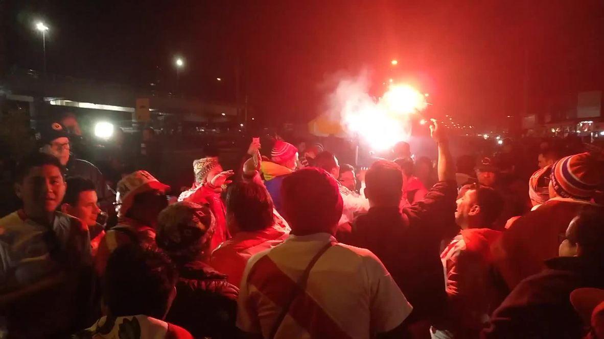 Brazil: Chile and Peru fans ready for Copa America semi-final