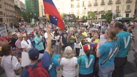 Spain: Venezuelan community demand international intervention