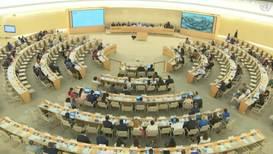 Switzerland: Venezuela dismisses UN human rights report as 'biased'