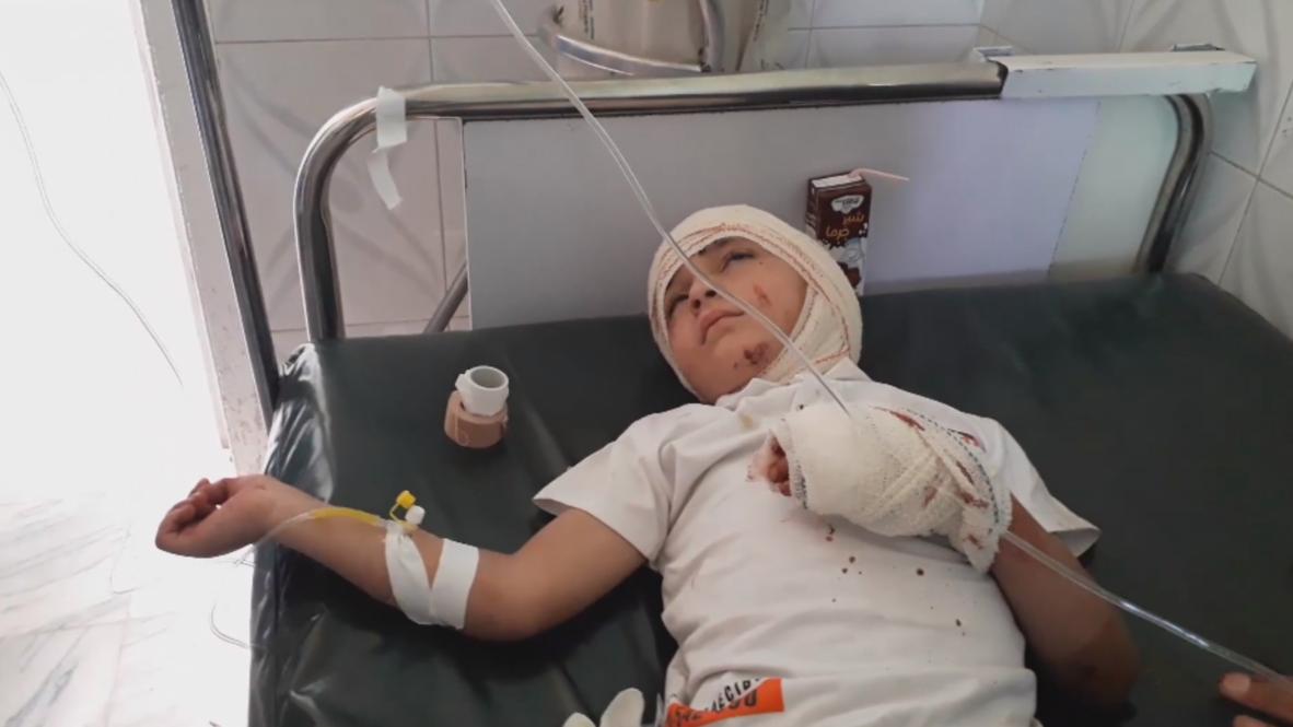 Afganistán: Explosión de coche bomba deja al menos 14 muertos y 180 heridos