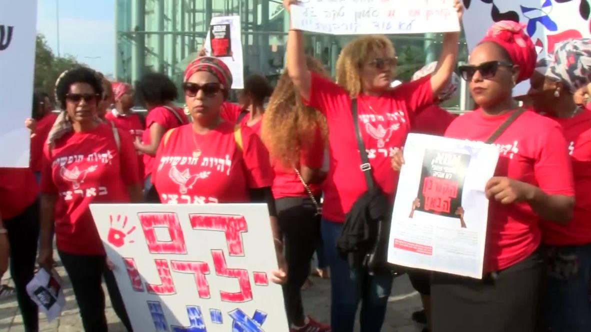 Israel: Ethiopian community takes to Tel Aviv over teen killing by police