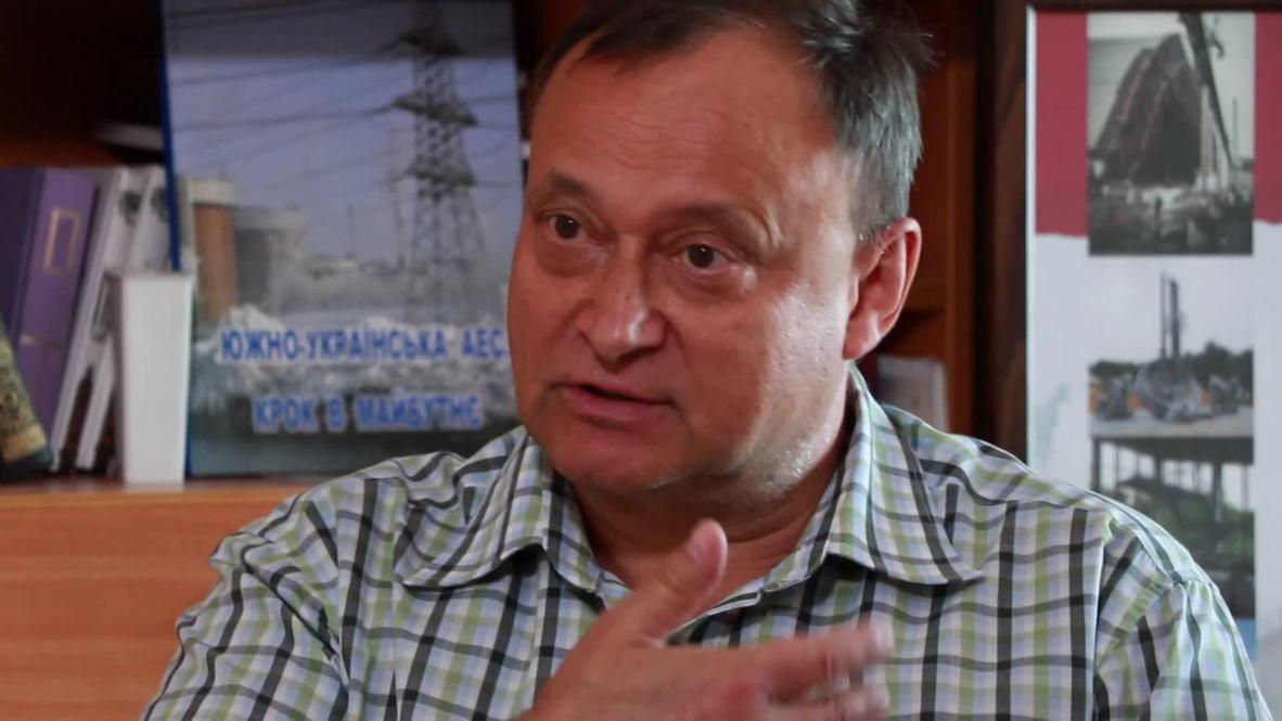 Ukraine: 'I don't remember being afraid' - heroic Chernobyl diver recalls 1986 tragedy