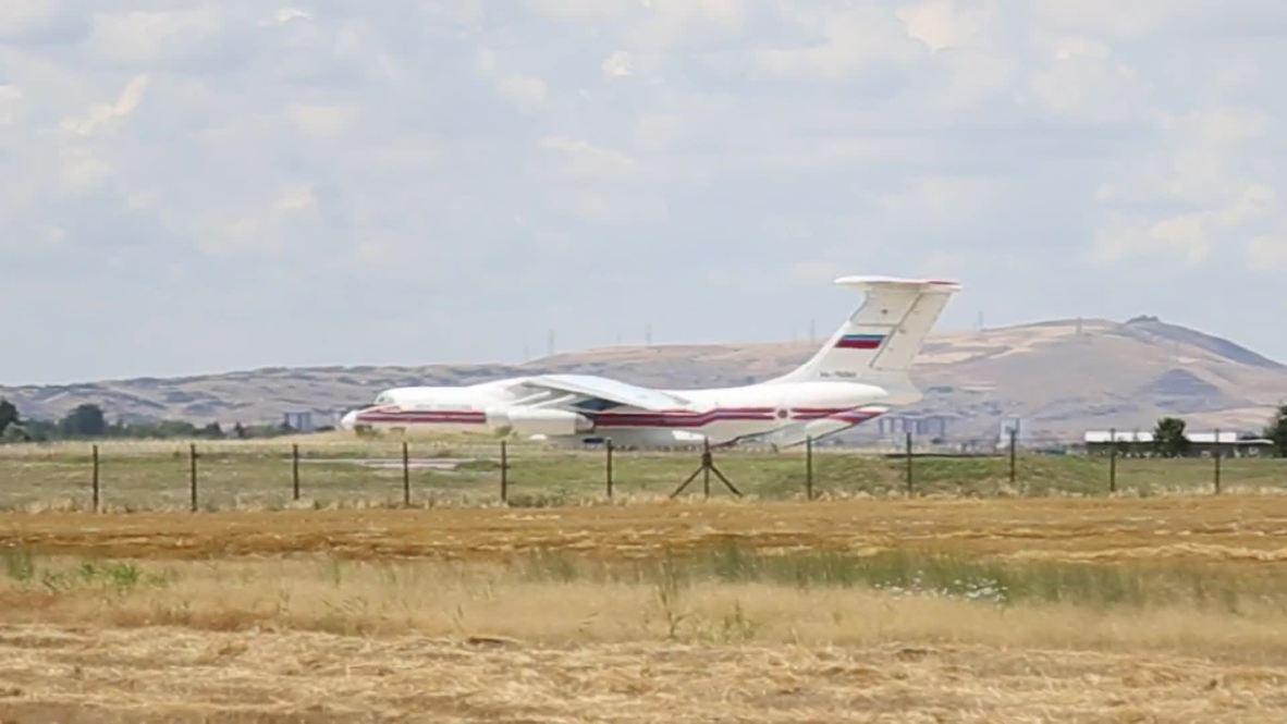 Турция: Россия начала поставки компонентов С-400