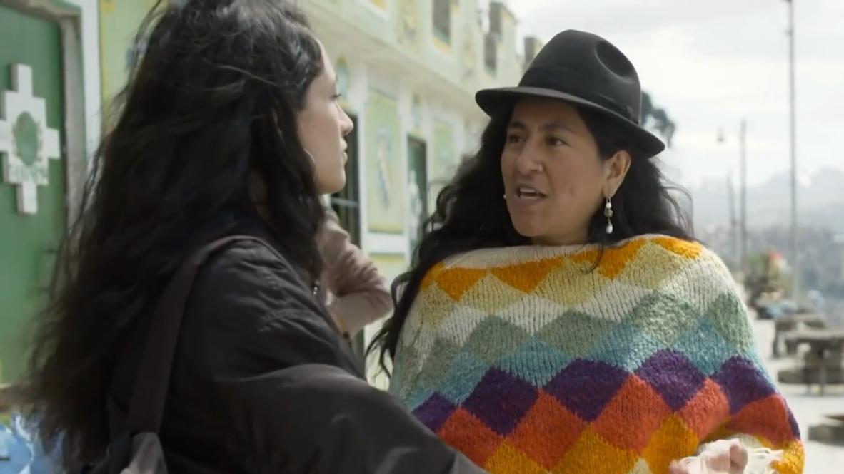 Cholitas: The Women Transforming Bolivia *PARTNER CONTENT*