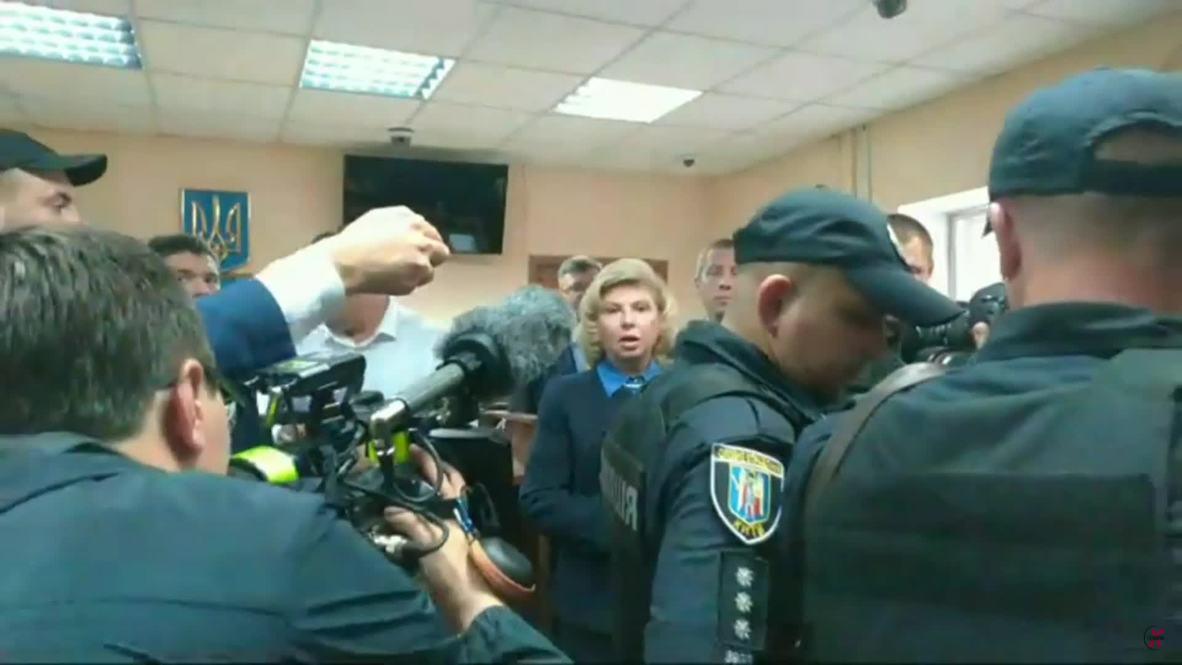 """Украина: """"Ни разу не слышали убедительных доказательств"""" - Москалькова о деле Вышинского"""
