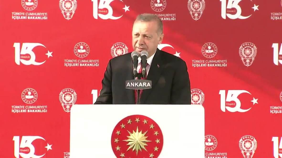 """Turquía: """"Iremos mucho más lejos""""-Erdogan tras la compra de los S-400 rusos."""