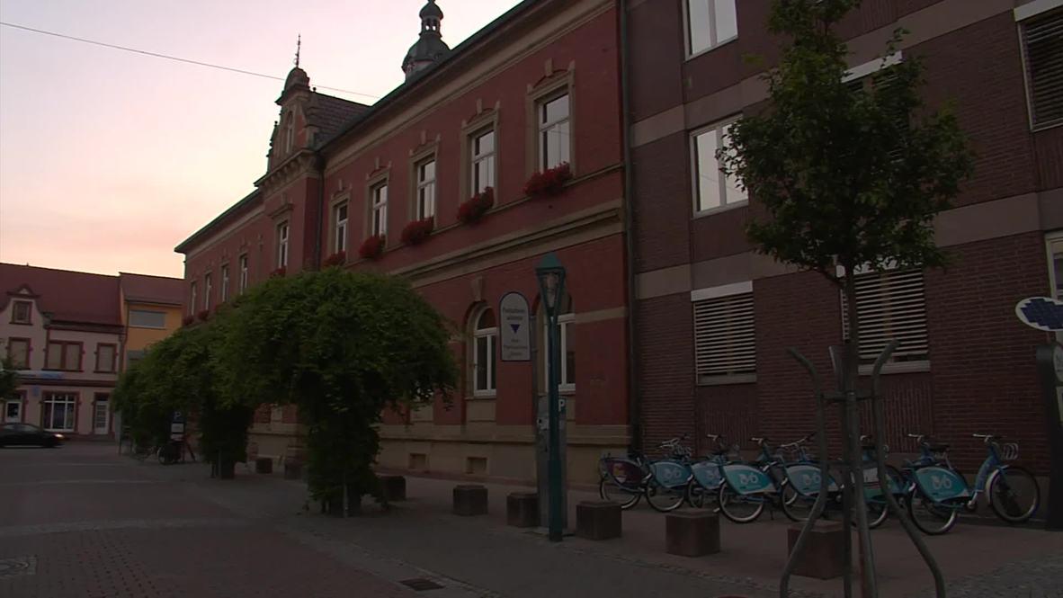 Germany: Hockenheim mayor in hospital after attack