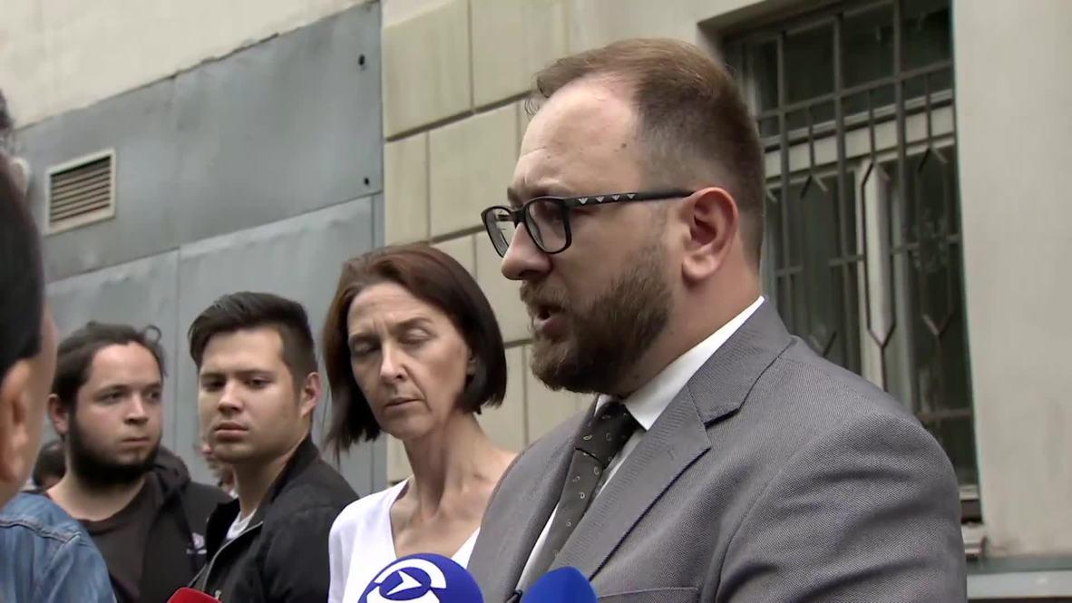 """Россия: """"В отношении всех моряков обвинение предъявлено по одному основанию"""" - адвокат моряков"""
