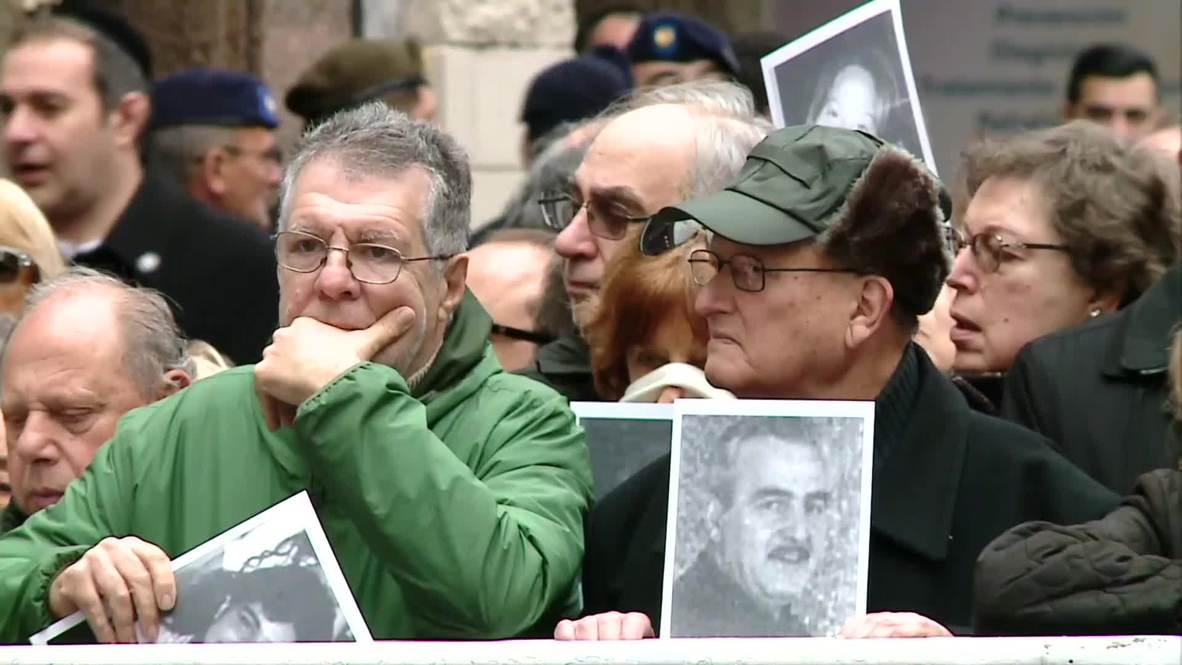 Argentina: Homenaje a las víctimas en el 25 aniversario del atentado en la AMIA