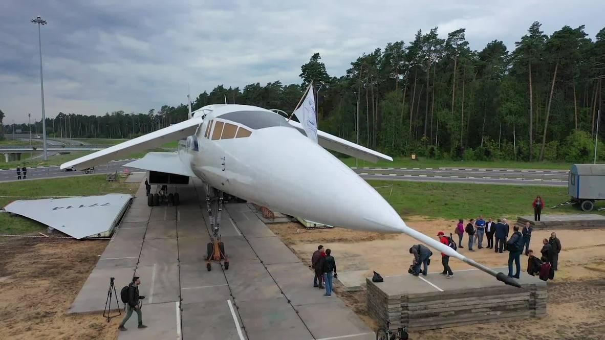 Россия: Мне бы в небо! Самолет Ту-144 установят в качестве памятника на въезде в Жуковский