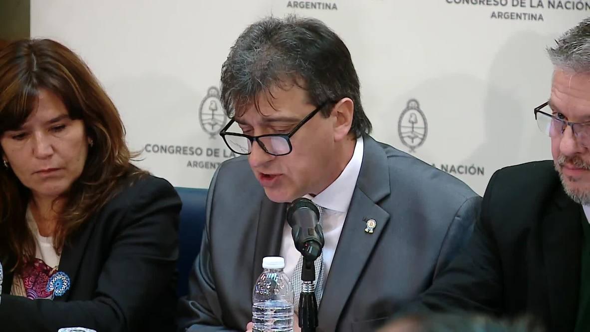 Argentina: Congress committee releases report into sunken submarine