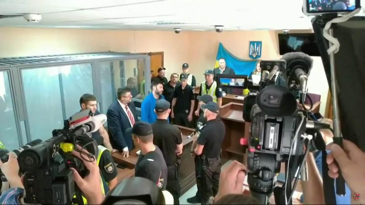Ukraine: Kiev court prolongs Vyshinsky's detention until September 19