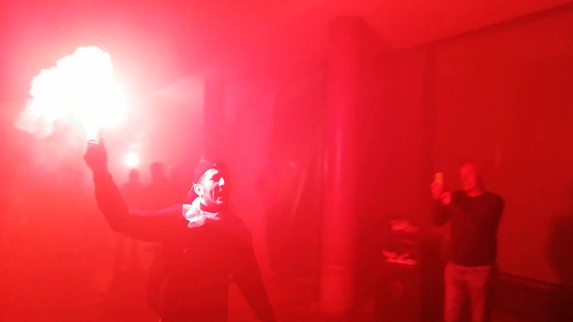 UK: Fans go wild in London's Finsbury Park as Algeria wins AFCON final