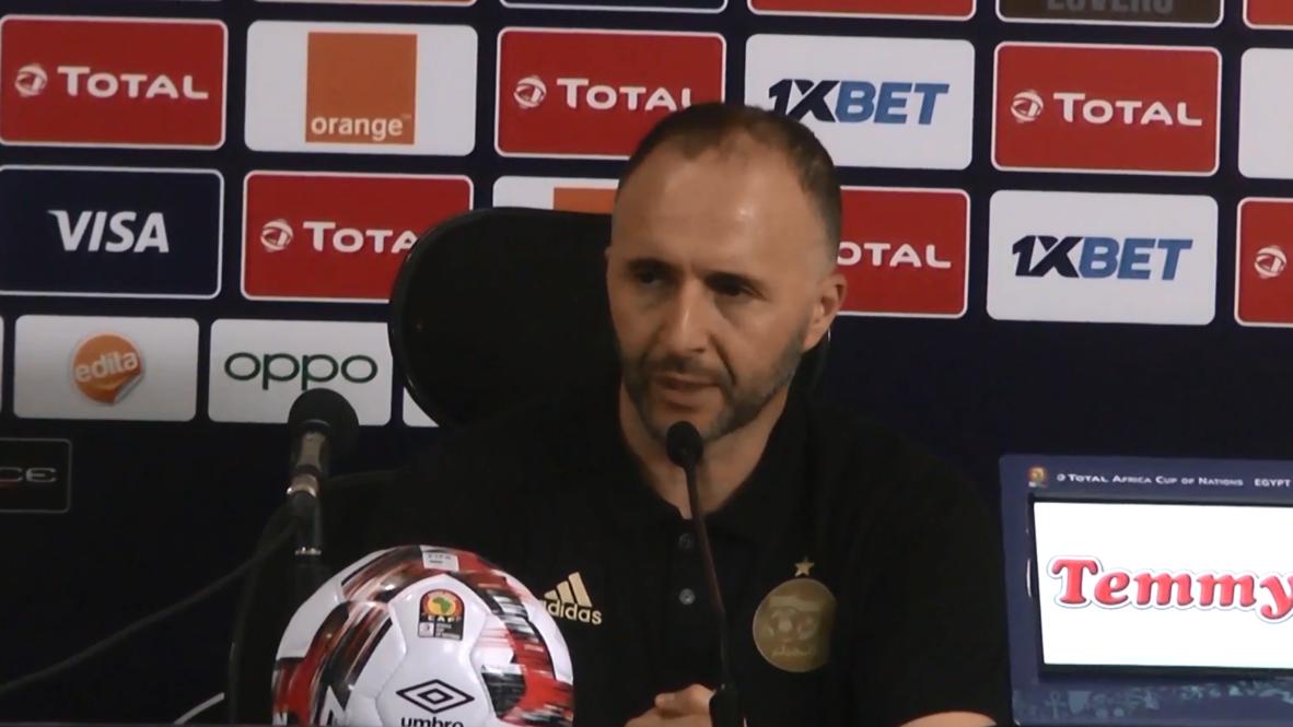 Egypt: Algeria coach Belmadi dubs team's AFCON win 'extraordinary'