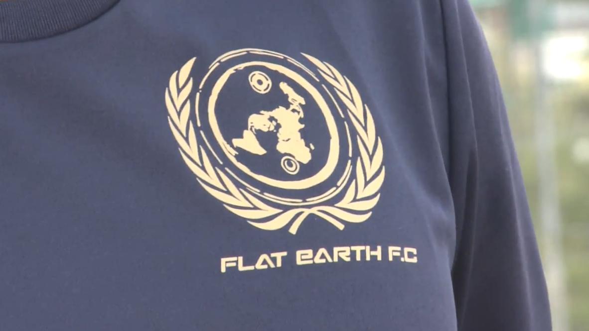 """España: Equipo de fútbol cambia su nombre a Flat Earth FC con el objetivo de defender el """"terraplanismo"""""""