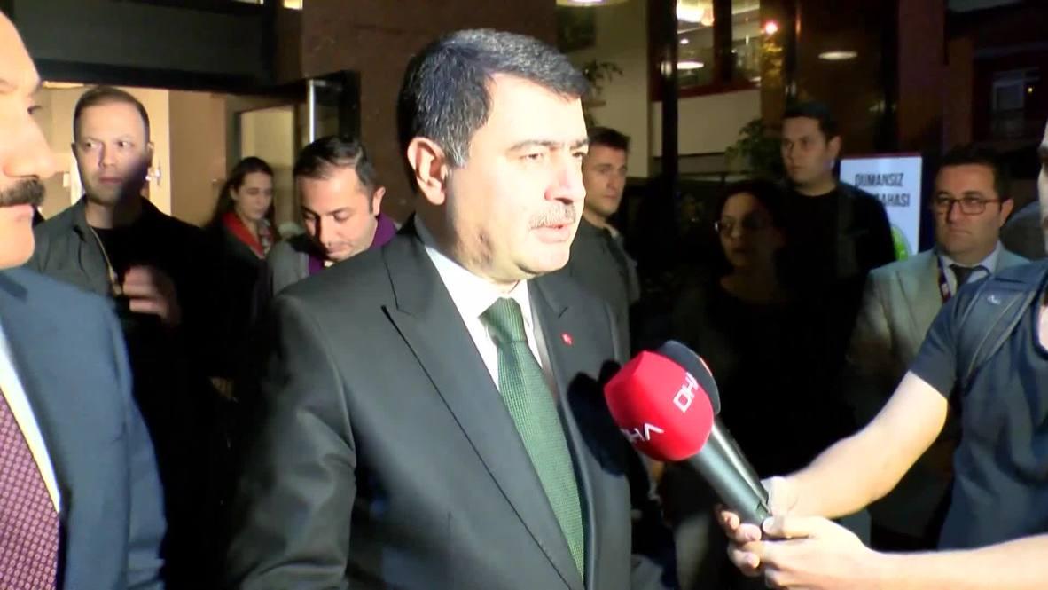 Turkey: Belarus diplomat shot after quarrel with neighbour - Ankara governor