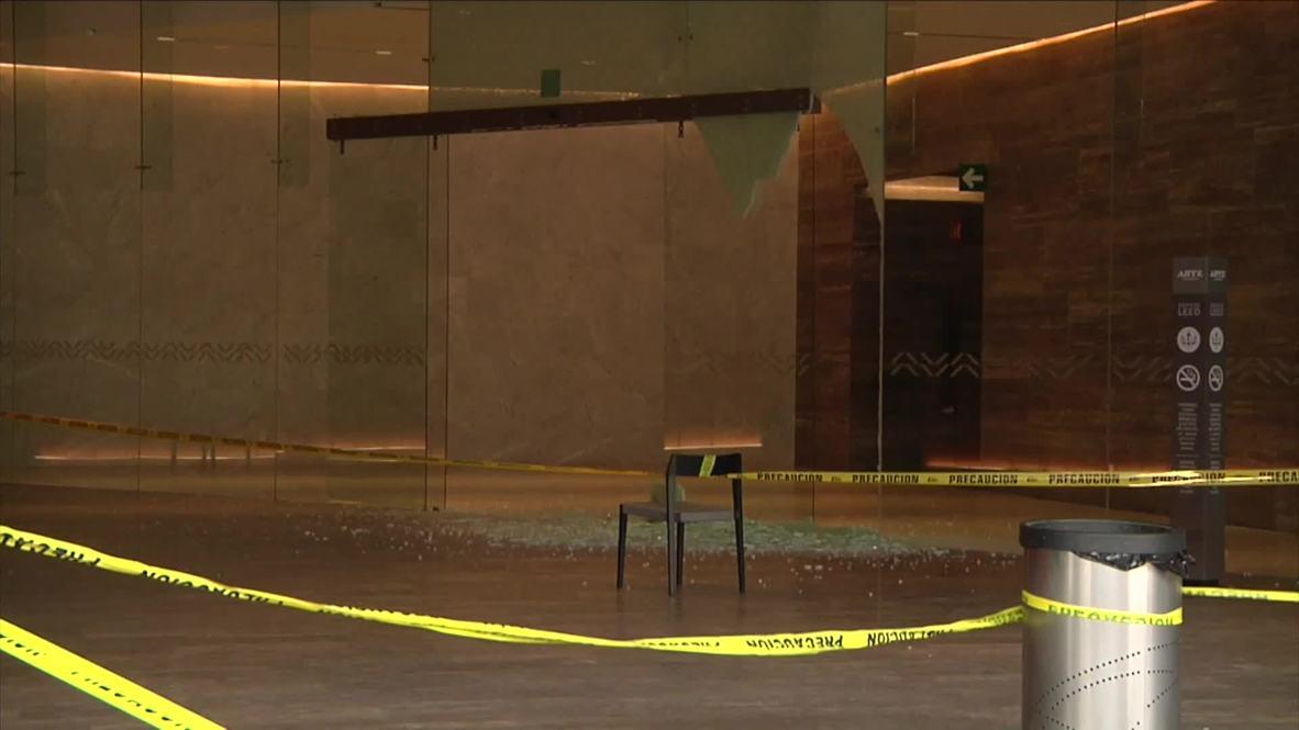 México: Dos israelíes mueren en un tiroteo en un centro comercial en Ciudad de México