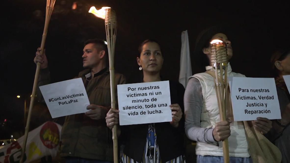 Colombia: La lucha por la paz *CONTENIDO DE SOCIOS*