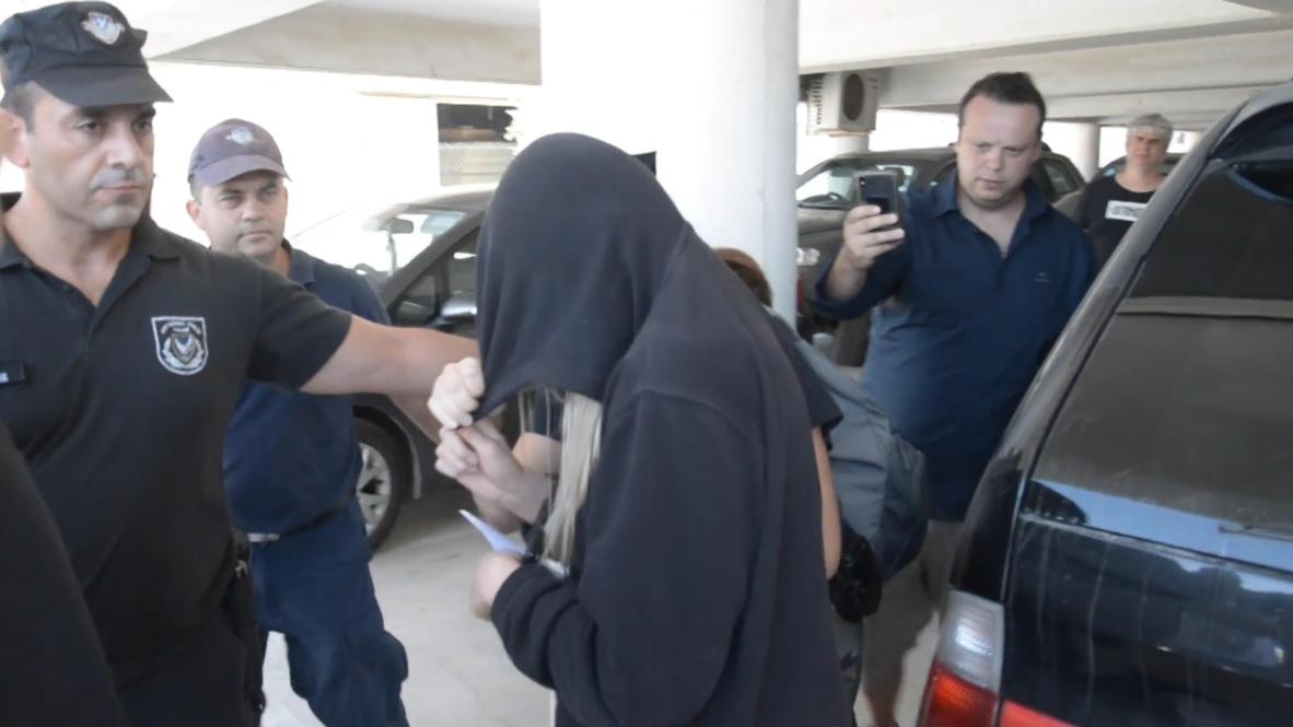 Cyprus: UK woman suspected of false gang rape accusations remanded in custody