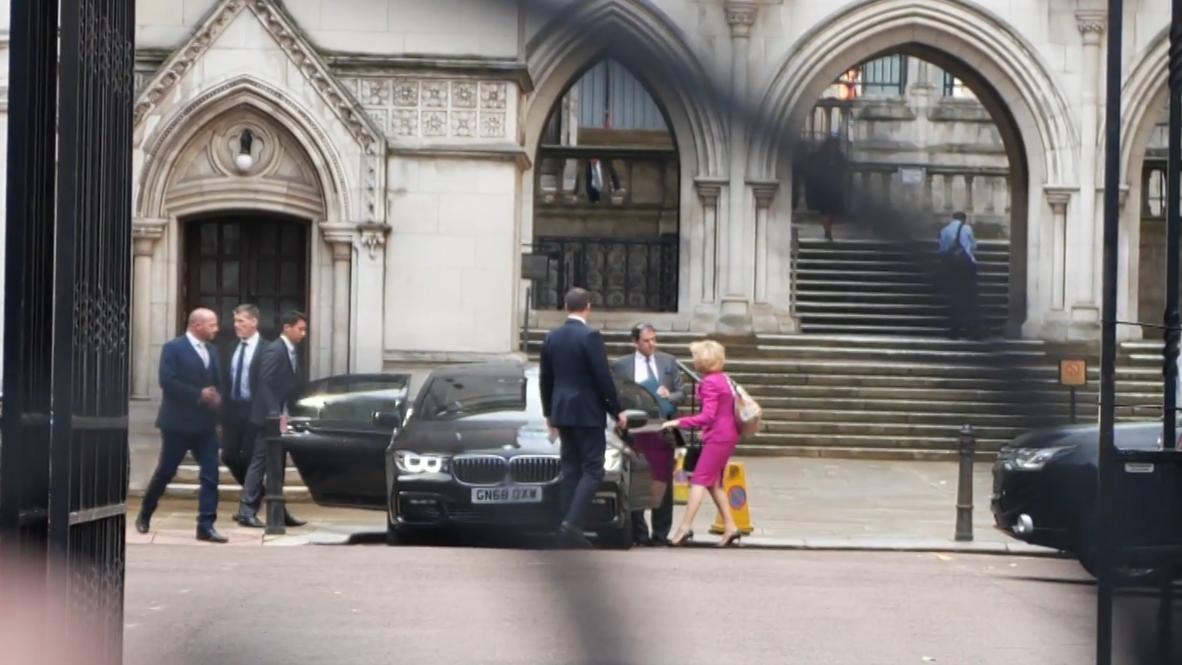Reino Unido: La princesa Haya pide una orden de amparo por matrimonio forzado