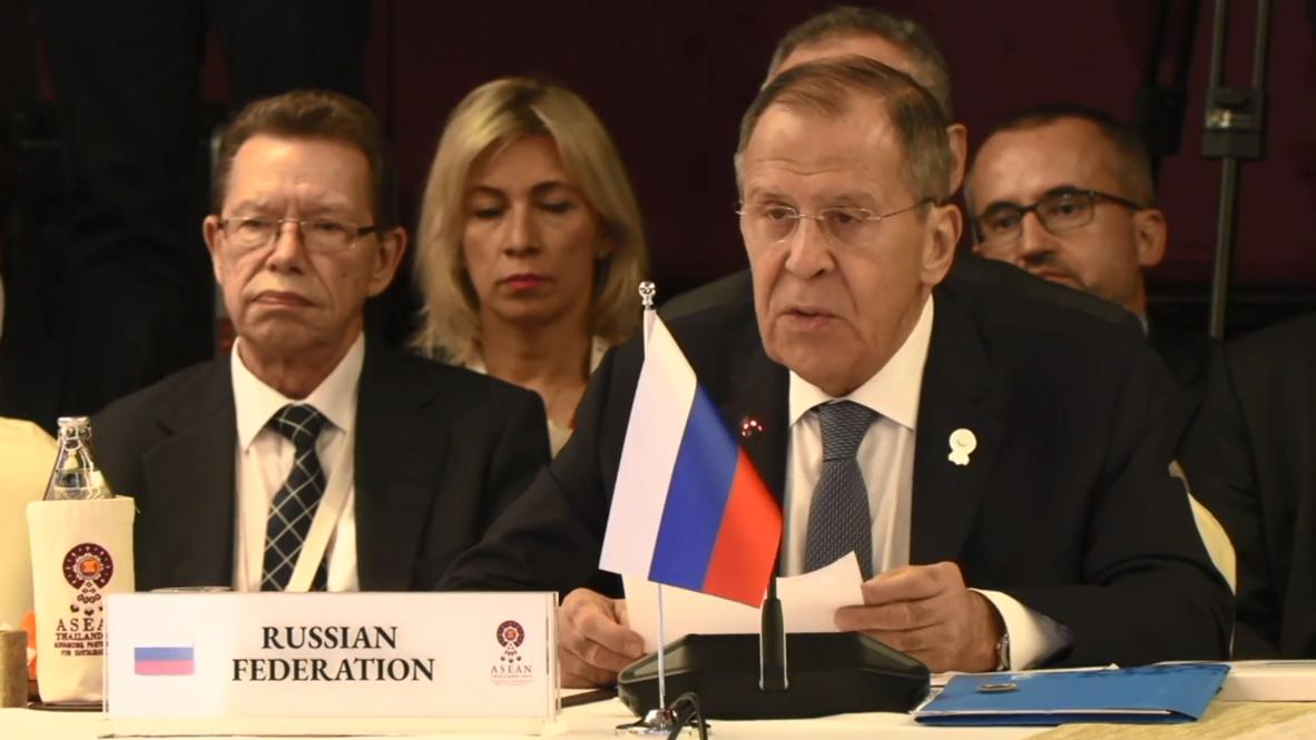 Таиланд: Лавров подчеркнул важность расширения сотрудничества между Россией и АСЕАН