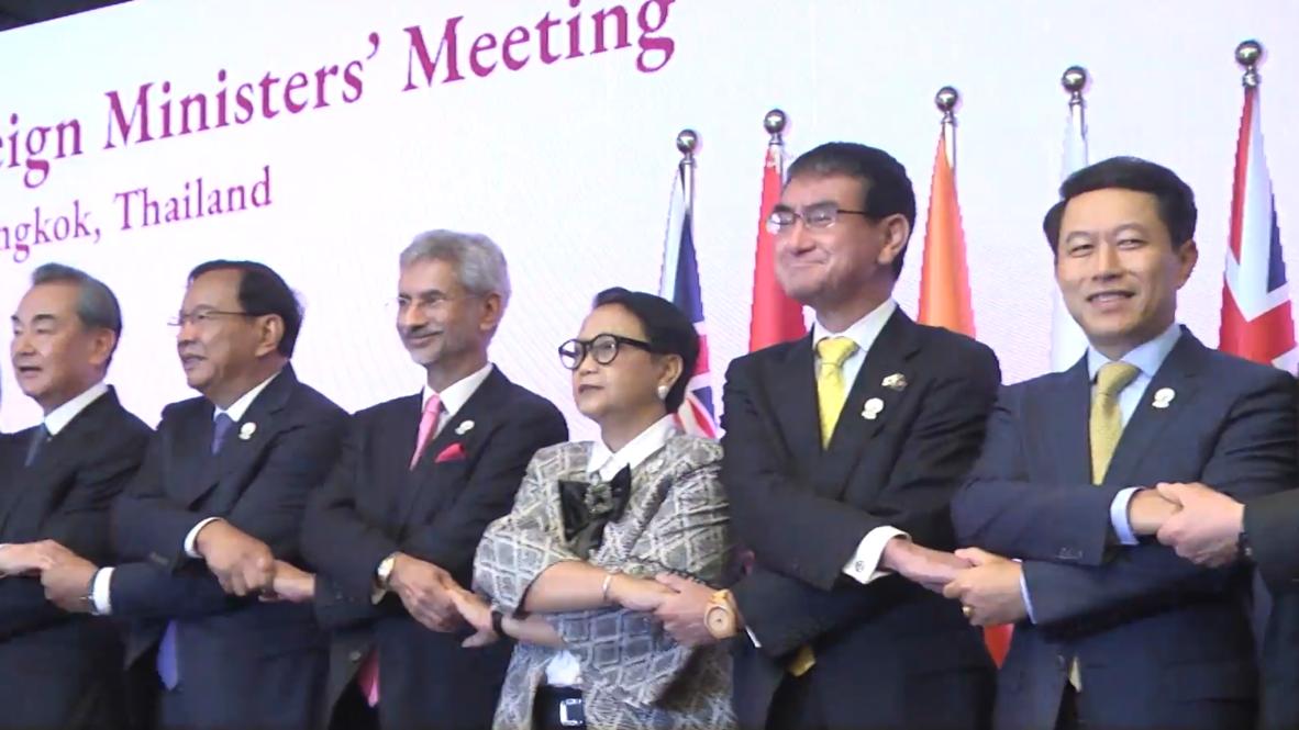Thailand: Thai FM hopes East Asia Summit helps to 'elevate strategic trust' in region
