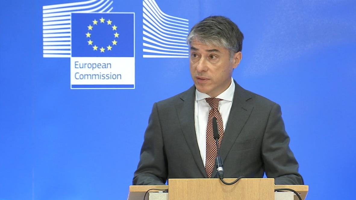 """Bélgica: UE advierte de la posibilidad de una """"nueva carrera armamentística"""" tras el fin del Tratado INF"""