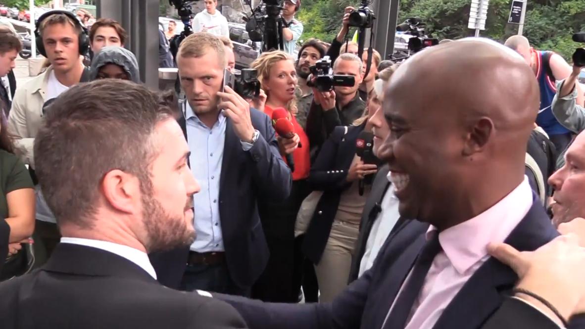 Suecia: Rapero A$AP Rocky sale de la cárcel en espera de veredicto final en juicio por agresión