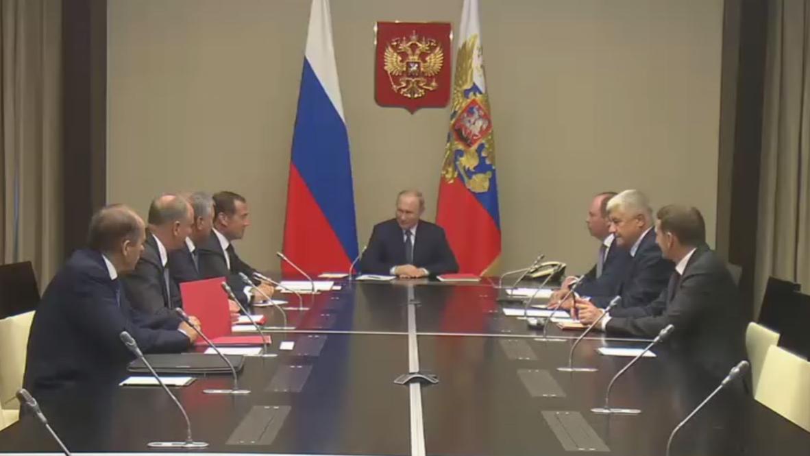 Россия: Москва не будет размещать РСМД, пока США не развернут аналогичные системы – Путин