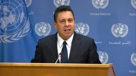 """ONU: Venezuela está luchando por su """"segunda independencia nacional"""" - enviado de la ONU"""